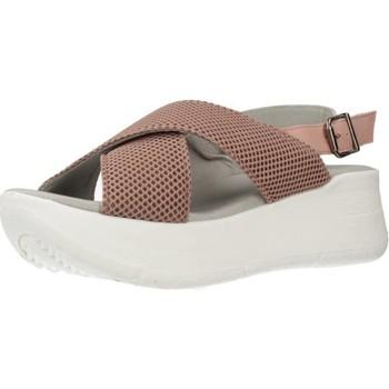 Chaussures Femme Sandales et Nu-pieds Clover 15719C Beige