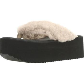 Chaussures Femme Tongs Clover 89828 Brun