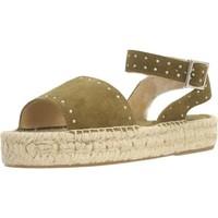 Chaussures Femme Sandales et Nu-pieds Clover 7936C Vert