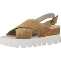 Chaussures Femme Sandales et Nu-pieds Clover 7719C Marron
