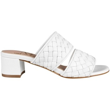 Chaussures Femme Mules Mz Made For Petite FIRA Blanc