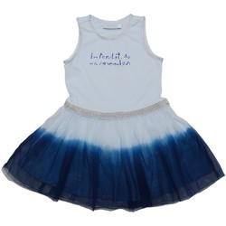 Vêtements Fille Robes courtes Interdit De Me Gronder ABYSSE Bleu marine