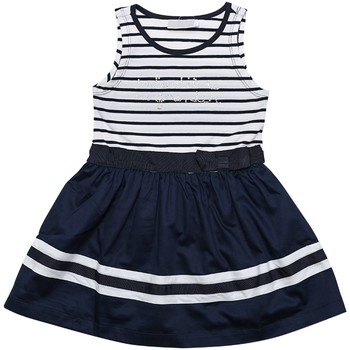 Vêtements Fille Robes courtes Interdit De Me Gronder MARINA Bleu marine