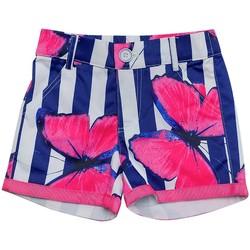 Vêtements Fille Shorts / Bermudas Interdit De Me Gronder JUMP Multicolore