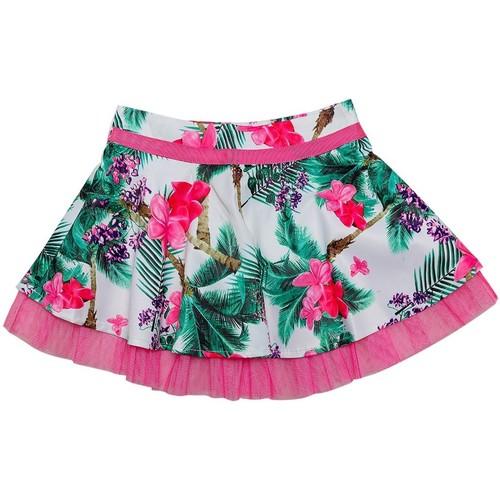 Vêtements Fille Jupes Interdit De Me Gronder MELODIA Rose fushia