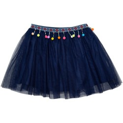 Vêtements Fille Jupes Interdit De Me Gronder HOLLYWOOD Bleu marine