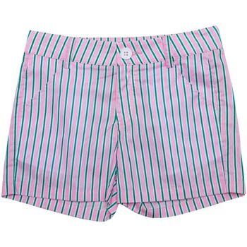 Vêtements Fille Shorts / Bermudas Interdit De Me Gronder SOUL Multicolore