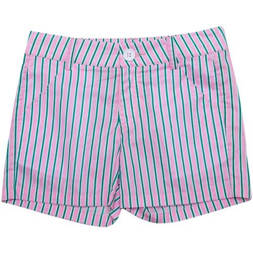 Vêtements Fille Shorts / Bermudas Interdit De Me Gronder SOUL Multicolore