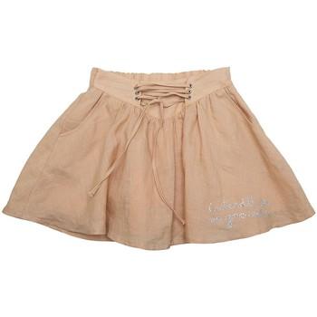 Vêtements Fille Jupes Interdit De Me Gronder SAHARA Beige