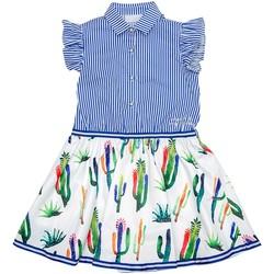 Vêtements Fille Robes Interdit De Me Gronder SOLEDAD Multicolore
