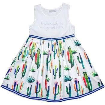 Vêtements Fille Robes Interdit De Me Gronder CACTUS Multicolore