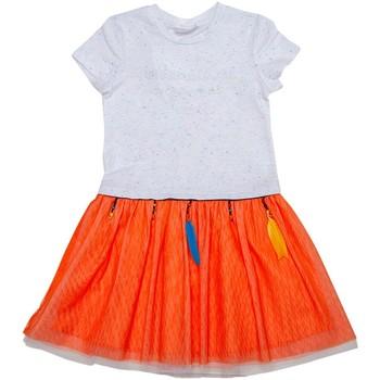 Vêtements Fille Robes Interdit De Me Gronder PLUME Orange