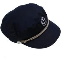 Accessoires textile Garçon Casquettes Interdit De Me Gronder CAPITAINE Bleu marine