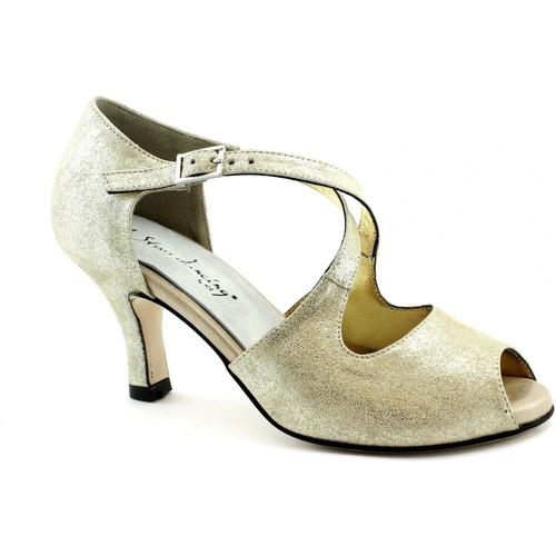 Chaussures Femme Sandales et Nu-pieds Star Dancing STA-CCC-2082-MI Oro