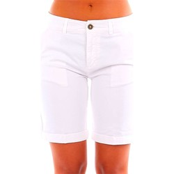Vêtements Femme Shorts / Bermudas 40weft SAILOR blanc