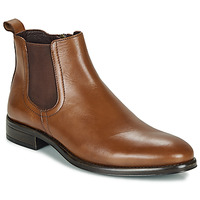 Chaussures Homme Boots André NORLAND Cognac