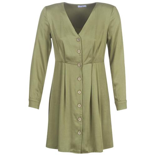 Vêtements Femme Robes courtes Betty London LAKI Kaki