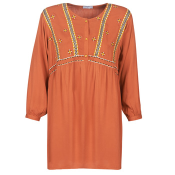Vêtements Femme Robes courtes Betty London LOULIA Orange