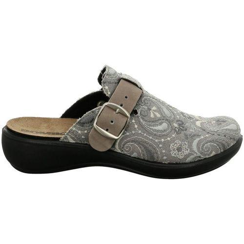 Chaussures Femme Sabots Romika 16342 gris