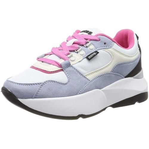 Chaussures Femme Baskets basses MTNG 69575 gris