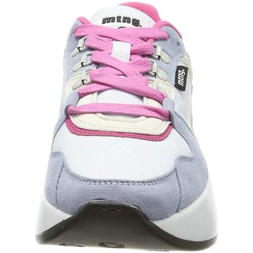 69575  MTNG  baskets basses  femme  gris