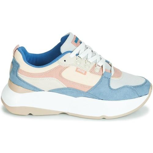 Chaussures Femme Baskets basses MTNG 69575 multicolore