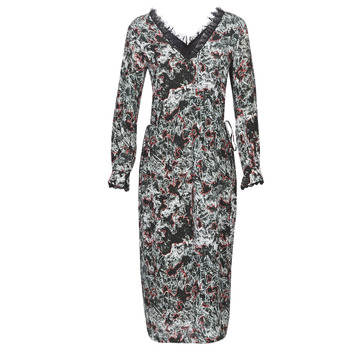 Vêtements Femme Robes longues Heimstone LAKE Noir / Multicolore