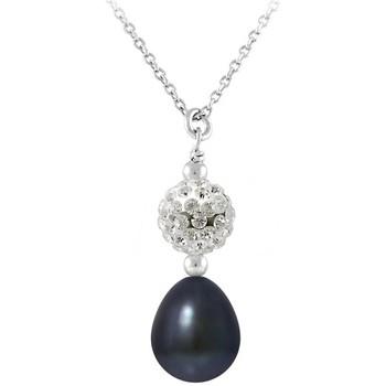 Montres & Bijoux Femme Pendentifs Blue Pearls BPS K043 W Multicolore