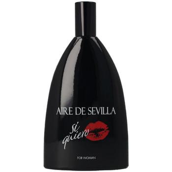 Beauté Femme Eau de toilette Aire Sevilla Aire De Sevilla Si Quiero Edt Vaporisateur  150 ml