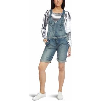 Vêtements Femme Combinaisons / Salopettes Lee L326OECY niebieski