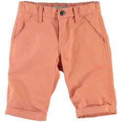 Vêtements Enfant Shorts / Bermudas Name It Kids Bermuda Garçon Ikarlo Tawny Orange