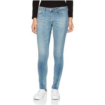 Vêtements Femme Jeans skinny Guess Jeans Jegging Femme Bleu W74A27