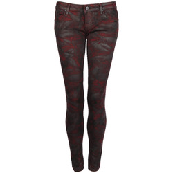 Vêtements Femme Jeans slim Fracomina  Rouge