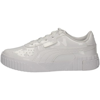 Chaussures Fille Baskets basses Puma 370140-01 BLANC