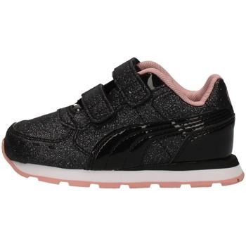 Chaussures Fille Baskets basses Puma 369721-06 NOIR