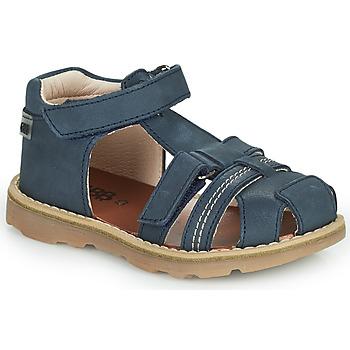 Chaussures Garçon Sandales et Nu-pieds GBB SEVILLOU Bleu