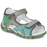 Chaussures Garçon Sandales et Nu-pieds GBB EROPE Gris / Bleu