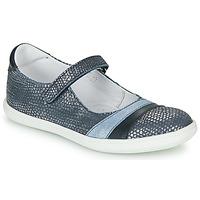 Chaussures Fille Ballerines / babies GBB ECOPA Bleu