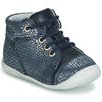 Chaussures Fille Baskets montantes GBB OLSA Bleu