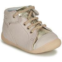 Chaussures Fille Baskets montantes GBB OLSA Blanc