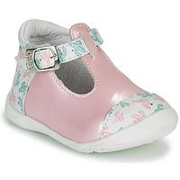Chaussures Fille Ballerines / babies GBB MERTONE Rose