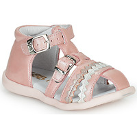Chaussures Fille Sandales et Nu-pieds GBB ALIDA Rose