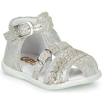 Chaussures Fille Sandales et Nu-pieds GBB ALIDA Beige