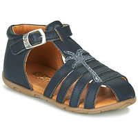 Chaussures Fille Sandales et Nu-pieds GBB ANAYA Marine
