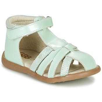 Chaussures Fille Sandales et Nu-pieds GBB AGRIPINE Vert