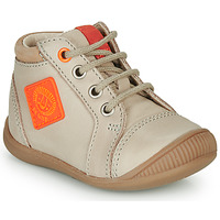 Chaussures Garçon Baskets montantes GBB TARAVI Beige