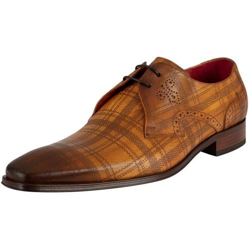 Chaussures Homme Derbies Jeffery-West Chaussures en cuir marron
