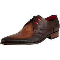 Chaussures Homme Derbies Jeffery-West Chaussures en cuir vintage marron