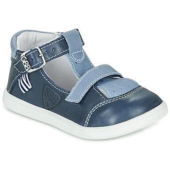 Chaussures Garçon Baskets montantes GBB BERETO Bleu