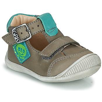 Chaussures Garçon Baskets montantes GBB BOLINA Gris